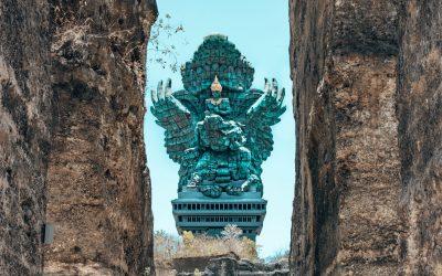 GWK Cultural Park. Home To The Most Impressive Bali Statue