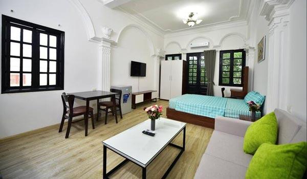 hanoi accommodation