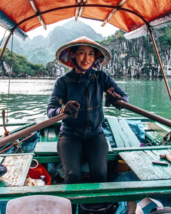 vietnam local woman