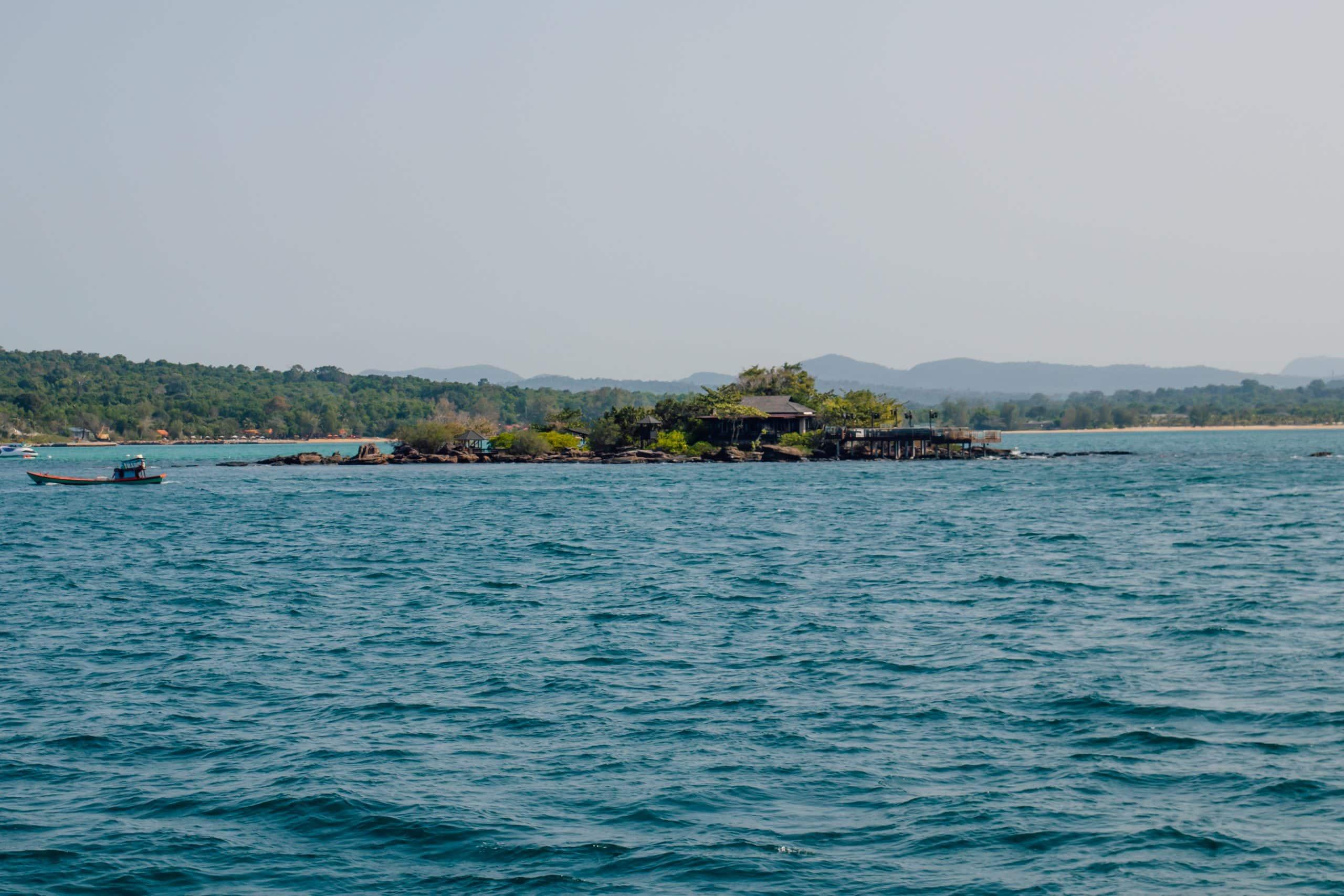 fingernail island on phu quoc beaches