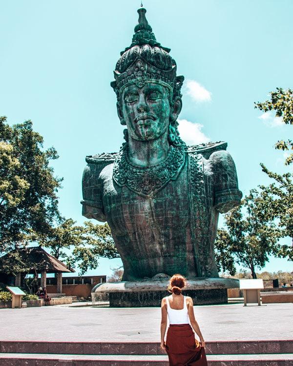 GWK Cultural Park Bali Statue