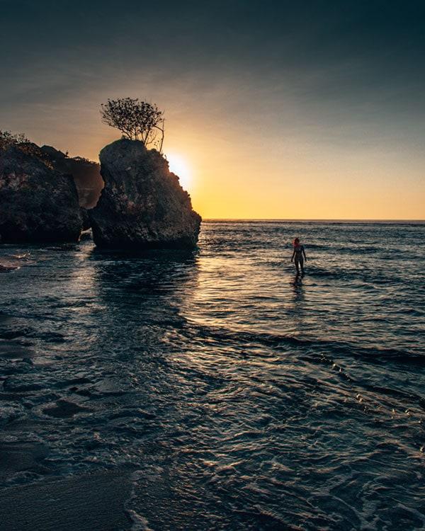 Bingin Beach Bali