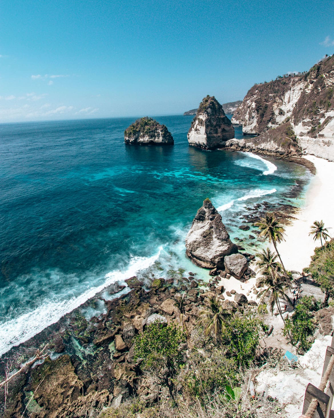Diamond Beach, Nusa Penida, Bali