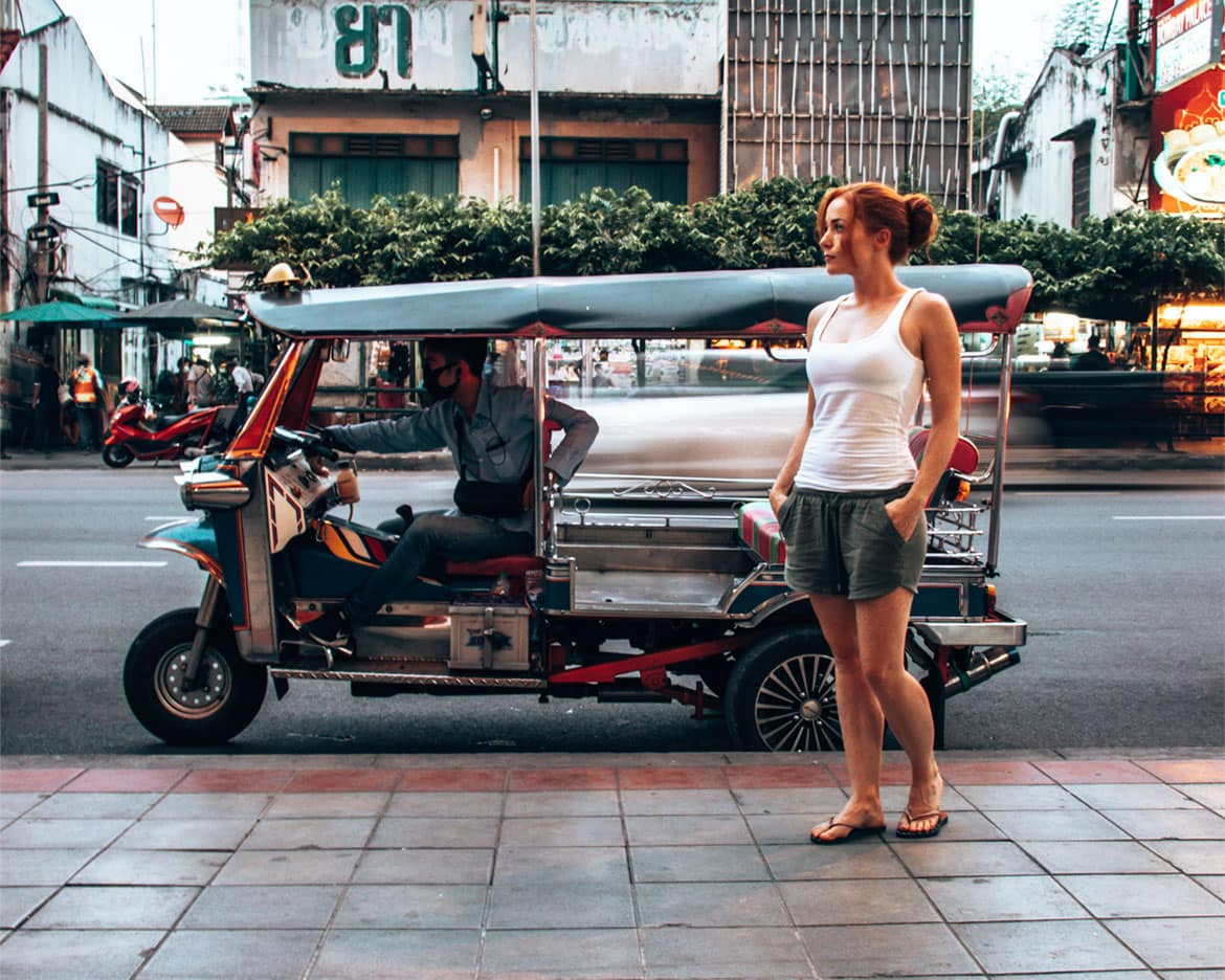 How To Travel The World Cheap