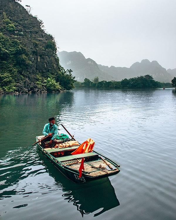 Trang An Ninh Binh Tam Coc